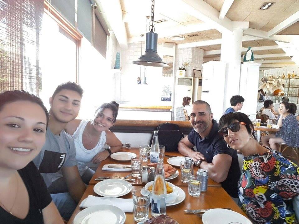 Loue, Laura, Joan Marc, Xavi
